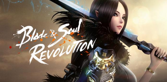 เกมมือถือ Blade and Soul Revolution
