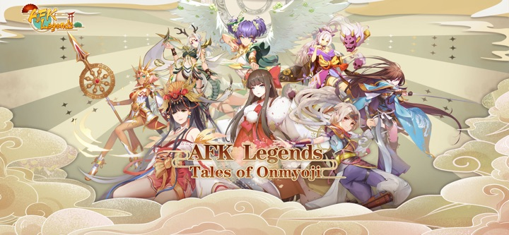AFK Legends - Onmyoji