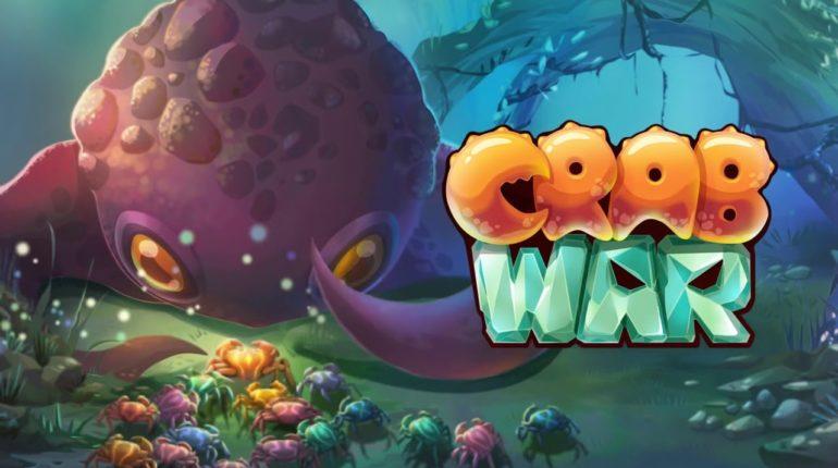 """""""สงครามปู Crab War"""""""
