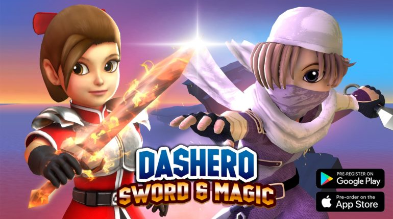 Dashero: Sword & Magic