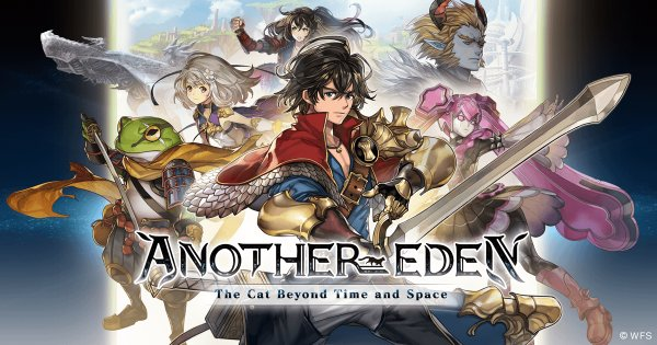 Another Eden : The Cat beyond Time and Space
