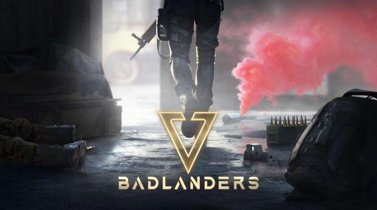 เกม Badlanders