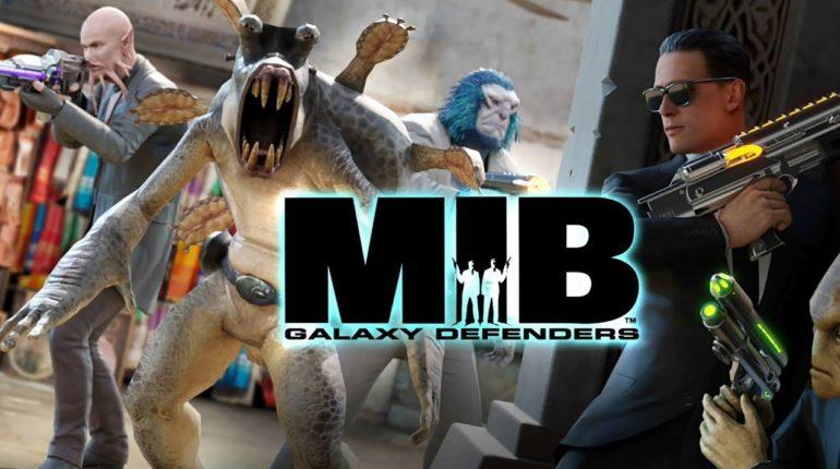 MIB: Galaxy Defenders