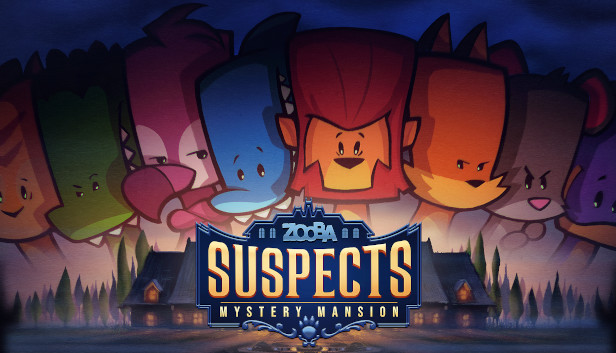 Suspects:Mystery Mansion