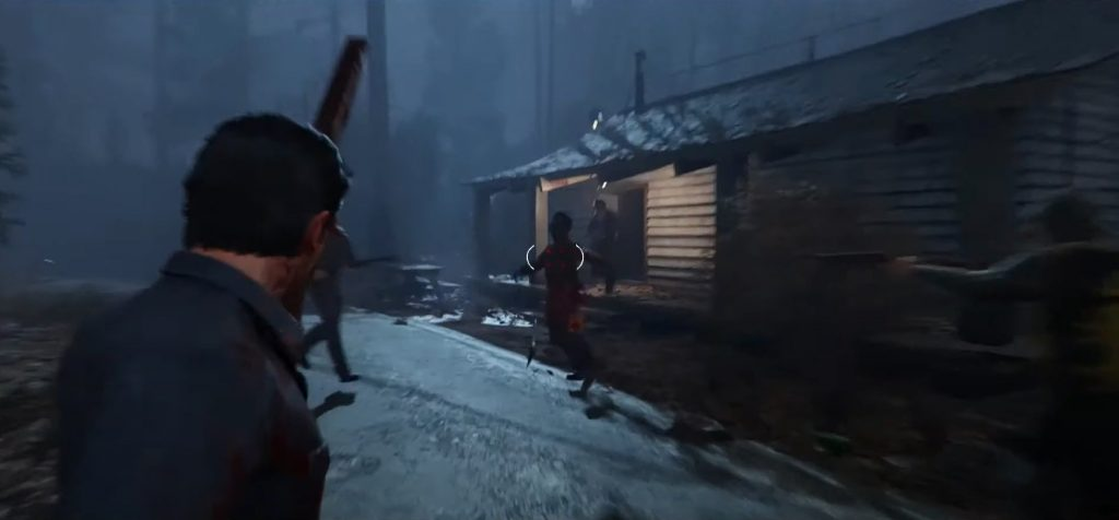 Evil Dead The Game